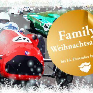 Bosch Hockenheim Historic - Family-Weihnachtsaktion