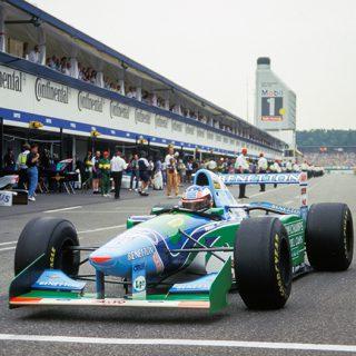 F1 im Jahr 1994