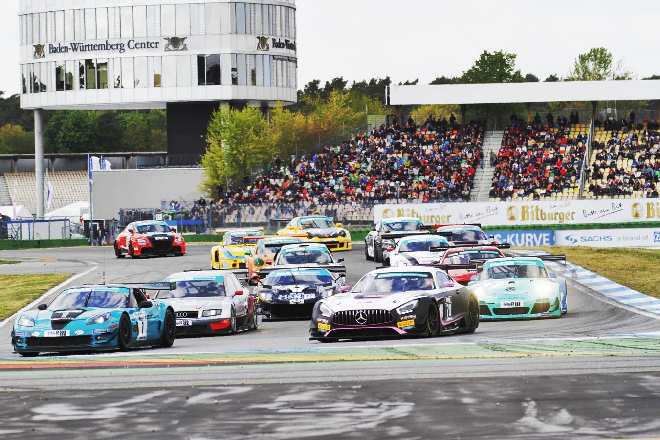 Spezial Tourenwagen Trophy H&R Cup - Bosch Hockenheim Historic