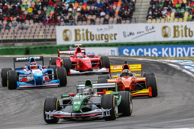 Boss Gp Part Of 2018 German Grand Prix Weekend Bosch Hockenheim Historic