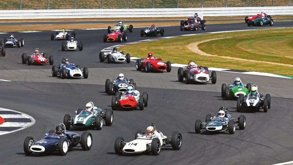 Historic Grand Prix Cars Association (HGPCA)